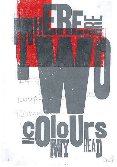 There are two colours in my head by TheLastEdition