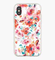Tanzende Blüten iPhone-Hülle & Cover