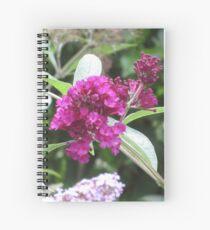 Buddleja III Spiral Notebook