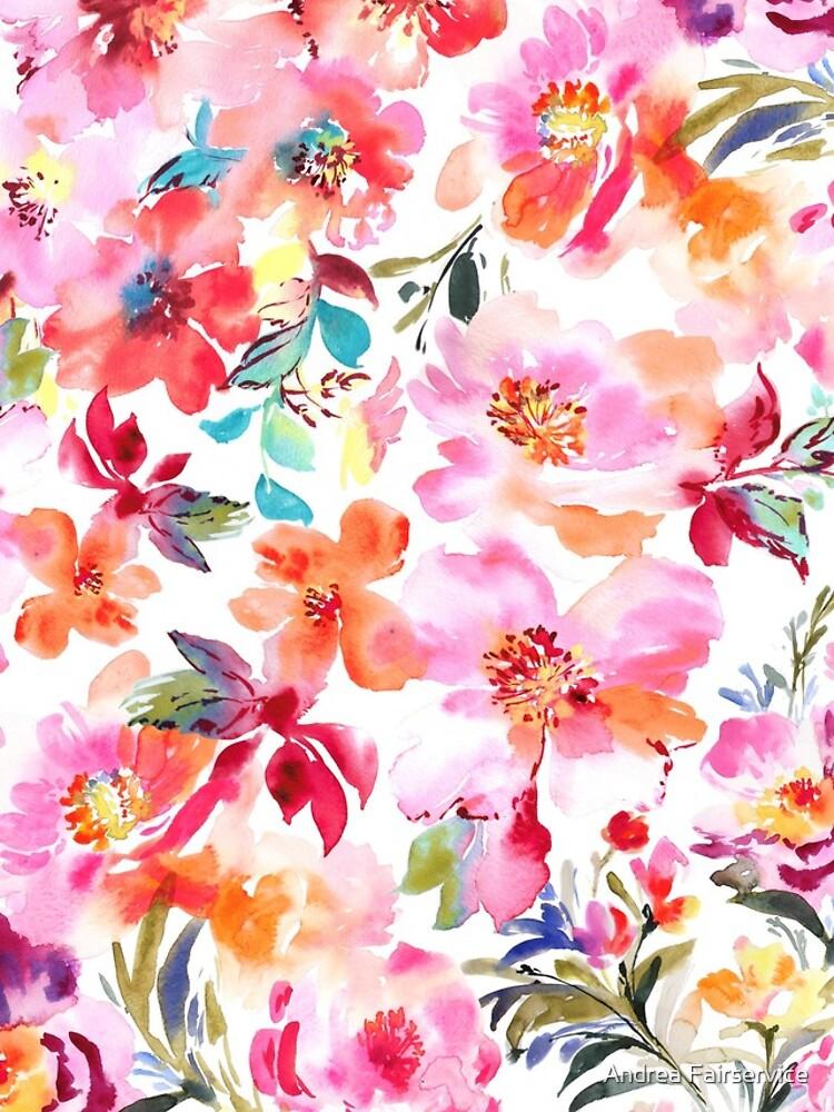 Frühling mit Blumen von Afair937