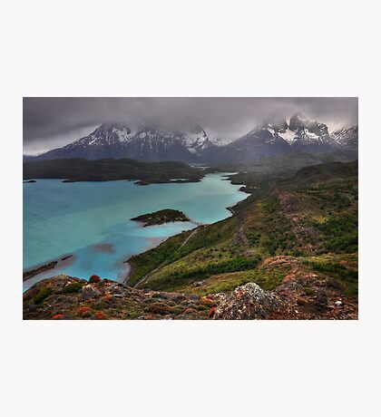 The Grandeur of Torres del Paine Photographic Print
