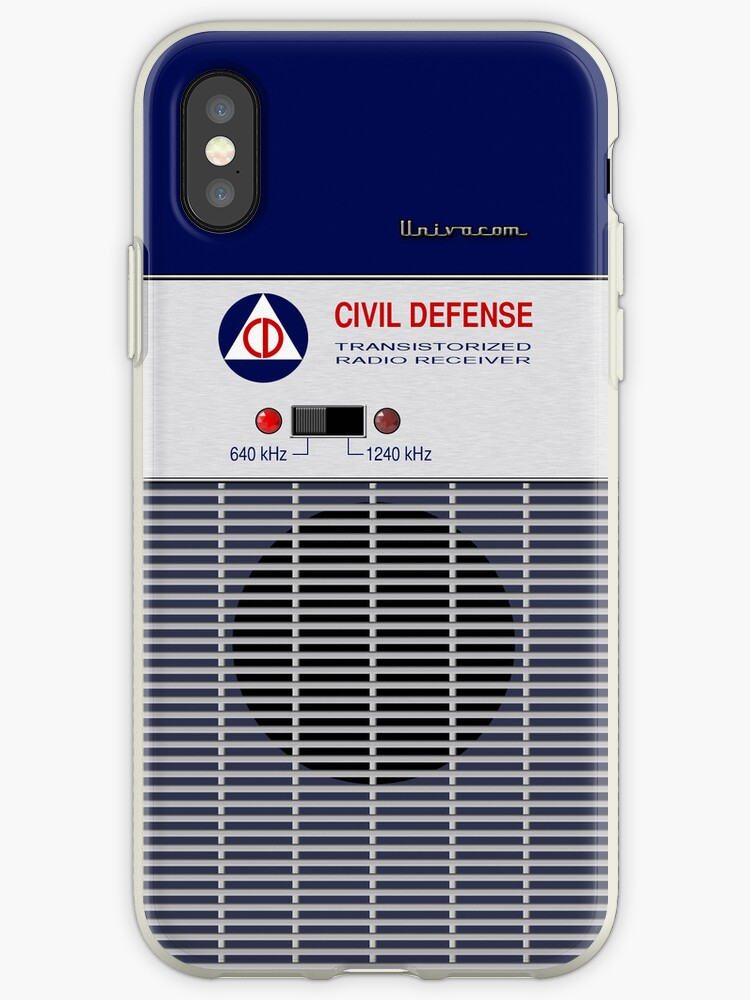 Civil Defense Radio by ubiquitoid