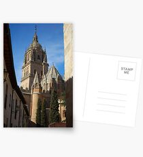Salamanca Cathedral Postcards