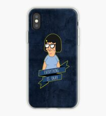 Everything Is Okay - Color iPhone Case