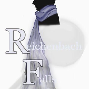 Sherlock: Reichenbach Falls by StarsCASSiOPEiA