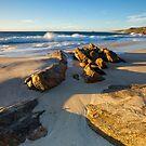 Cape Naturaliste - Western Australia by Chris Paddick