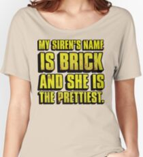 Brick Is Pretty Women's Relaxed Fit T-Shirt
