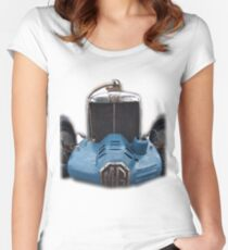 MG K3 Women's Fitted Scoop T-Shirt