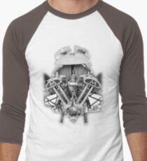 Morgan Supersport Men's Baseball ¾ T-Shirt
