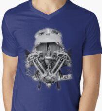Morgan Supersport Mens V-Neck T-Shirt