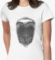 Riley Motor Vehicle Women's Fitted T-Shirt