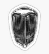 Riley Motor Vehicle Sticker