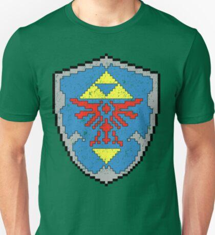 8-Bit Hylian Shield T-Shirt