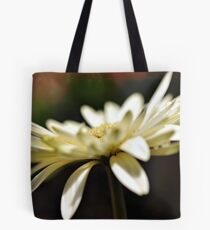 chalk white  Tote Bag
