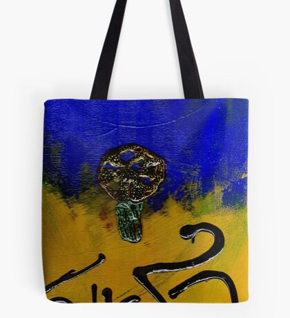 Under the Promise Tree Tote Bag
