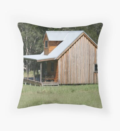 That Westerly Sun Is A Scorcher! Throw Pillow