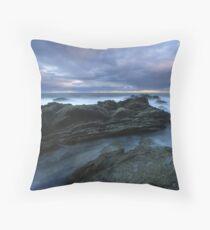 """Yearning"" ∞ Bermagui, NSW - Australia Throw Pillow"