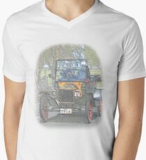 Ford Model T Men's V-Neck T-Shirt