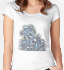 Harley Davidson WL Women's Fitted Scoop T-Shirt