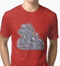 Harley Davidson WL Tri-blend T-Shirt
