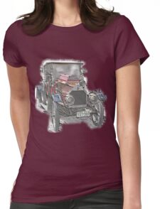 FN 20HP Womens Fitted T-Shirt