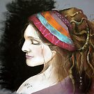 The Ginger Gypsy by Picatso