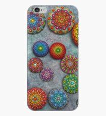 Mandala Stone Spiral iPhone Case