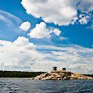 Joutsjärvi Lake by Niko Mönkkönen