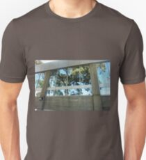 *Reflections in Wyndham City Town Hall Windows* T-Shirt