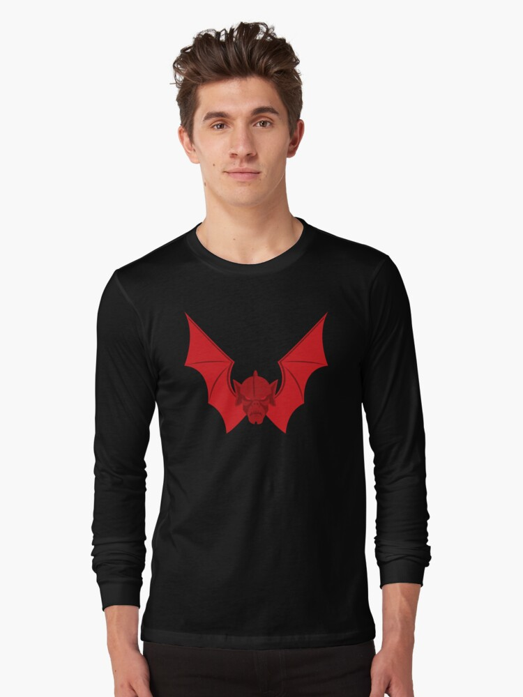Beware The Horde Long Sleeve T-Shirt Front