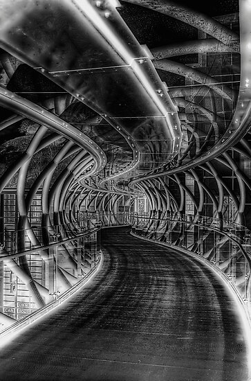 Bridge of iIlusions ( Infrared ) by Don Alexander Lumsden (Echo7)
