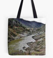North Fork Rapids Tote Bag