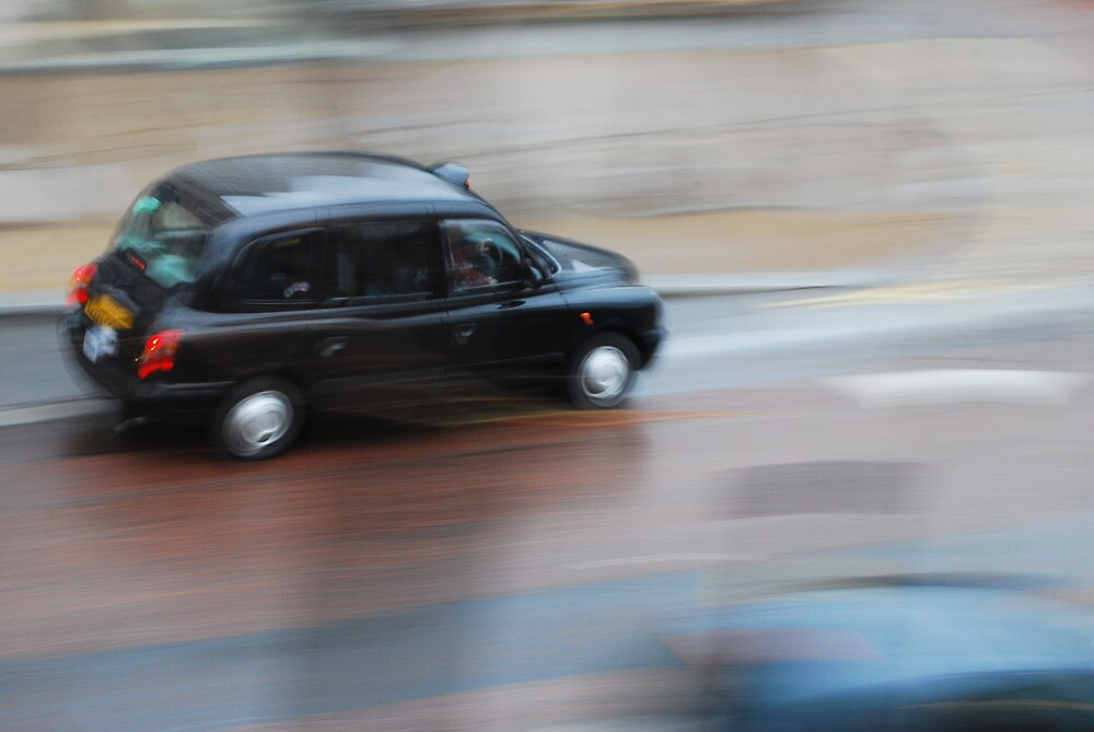 London cool.....  ( Blurred Series) by Sherion