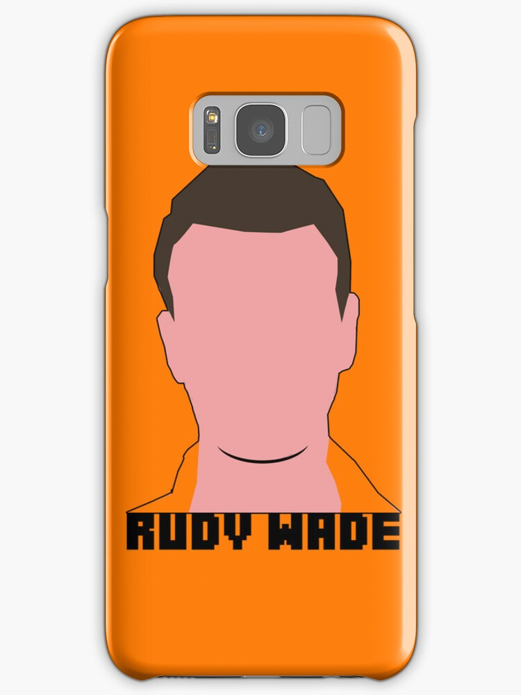 Rudy Wade - iPhone by Frazer Varney