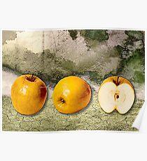 Three Apples! Poster