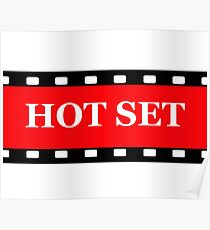 Hot Set Poster