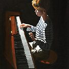 Piano Boy by Kirsty Semple