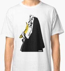 NUN WITH BANANA Classic T-Shirt