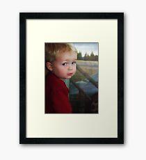 Andrew 6 Framed Print