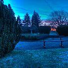 Blue Monday by WhartonWizard