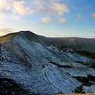 Lord's Seat from Mam Tor by Mark Smitham