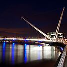 Footbridge by Ciaran Sidwell