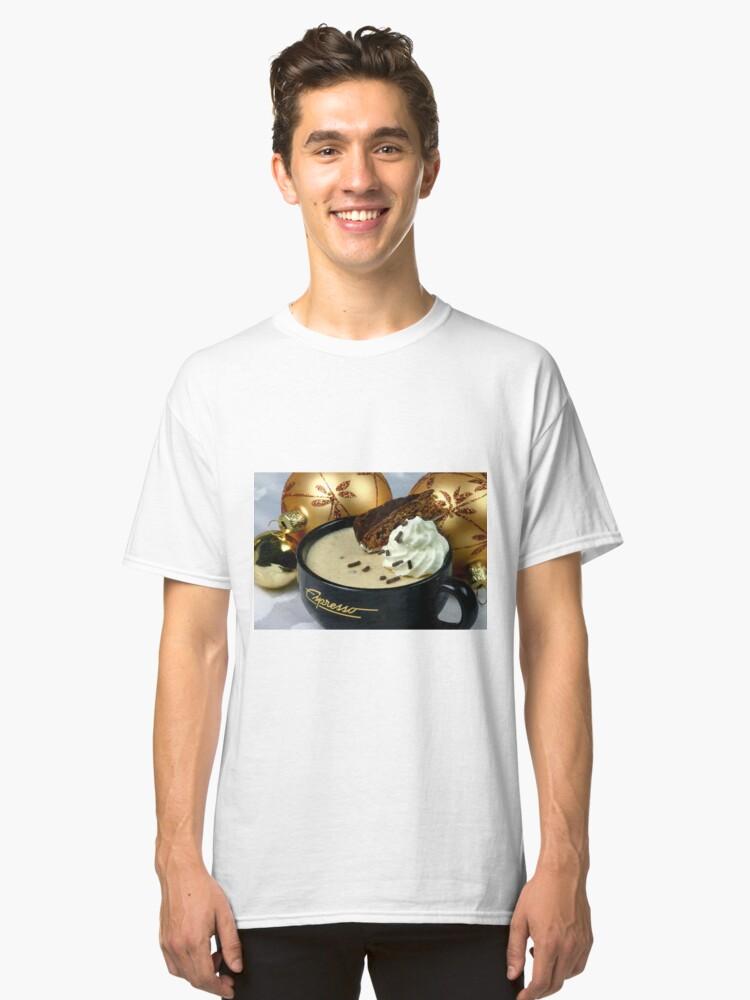 Christmas Mousse Classic T-Shirt Front