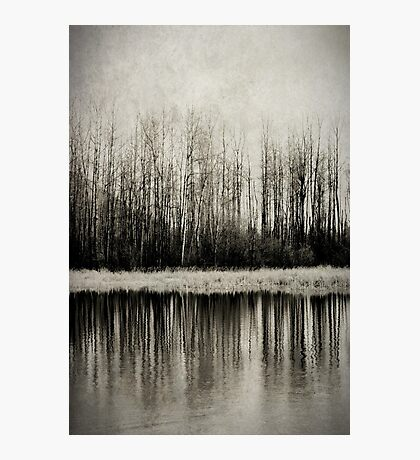 Solitude Revisited Photographic Print