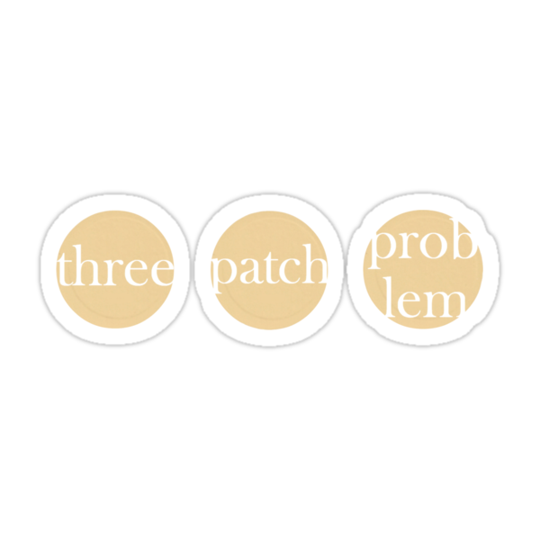 Three Patch Problem by greenfinch