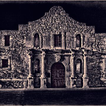 Remember The Alamo by ChrisLord