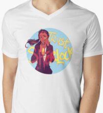 Trust Sherlock Men's V-Neck T-Shirt
