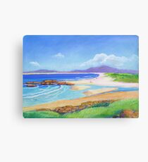 South West Rocks Pastel  # 4 Canvas Print