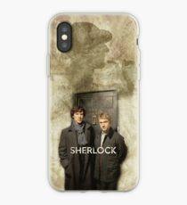 BBC Sherlock iPhone Case