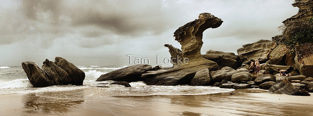 Land of the Lost by Tam  Locke